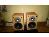 Seperates amp with 4 speakers