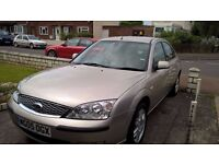 2005 Ford Mondeo Ghia - ONLY 7289 MILES. Excellent Condition - FDSH + 1 Owner from New