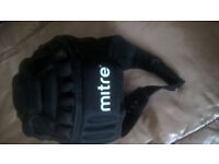 Mitre Headguard - never used