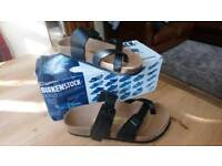 Birkenstock sandals Brand new in box size 5