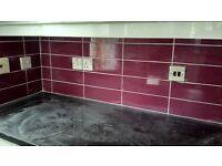 Bathroom And Kitchen Tiler