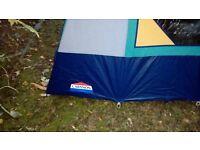 Cabanon 13' 6 x 12' 6 x 7 ' high frame tent