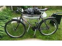 Retro townsend sherpa Reynolds lugged mtb spares or repairs
