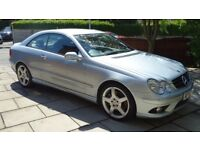 Mercedes in great condition low miles!