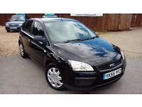 DIESEL FORD FOCUS 1.6 TDCI & NEW MOT AND 6 MONTH WARRANTY ON SALE