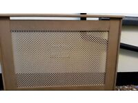 Two new medium size radiator cover's