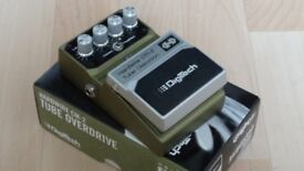 Digitech CM2 Overdrive Pedal