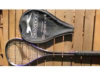Slazenger Panther Supercat Match Squash Racket & Cover