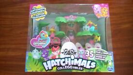 HATCHIMALS COLLEGGTIBLES HATCHERY NURSERY PLAYSET - BRAND NEW AND UNOPENED