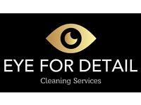 EYE FOR DETAIL Cleaning and Ironing Service from Chichester through to Fareham and surrounding areas