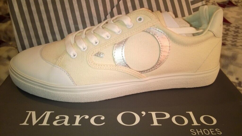 ae8cf0341d19 Marc O Polo Women s Sneaker 80214433501801 Trainers. Brand new. Size 40  (6.5). Newport £40.00