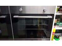 Logik intergrated ovens