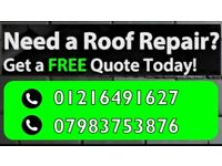 @ROOFERS - No.1 Roof Repairs FREE* Same-Day Call-Out & Quotes! ⚠️ (CV-19) ☎️ Richard (The Roofer) ✅