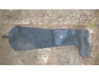 TUF SAFETY THIGH WADERS [SIZE 11]