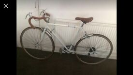 Reconditioned Racer Bike