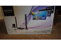 SONY Blu-ray DVD home theatre system BDV-E490