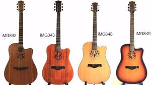 Spanish Look Acoustic Guitar Collection ! 41 inch Full Size  Free 5 picks iMusicGuitar