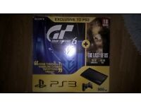 ps3 slim 500gb fully working with 30+ games