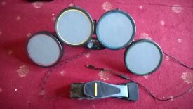 Guitar Hero Drum Controller