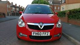 2011 Vauxhall Agila 1.2 i ecoFLEX 16v S 5dr Drives great. Hpi Clear