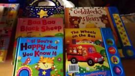 Bundle of baby noisy book