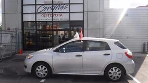 2011 Toyota Matrix AUTOMATIQUE AVEC BAS KILOMETRAGE 514-634-7171
