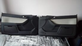 audi a3 s3 leather doorcards