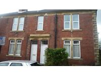 Great three bedroom upper flat available, in Goldspink Lane, Sandyford. £715 a month