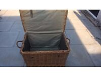 Wicker Basket large