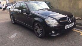 "Urgent Sale: Mercedes Benz C CLASS AMG Body Kit Apple Car Play 1600W Sub AMG 19"" Alloys"