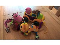 Lamaze toys – excellent condition £3 each