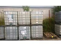 6 large containers