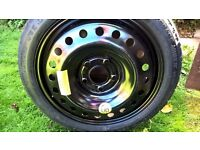 Space Saver Wheel for sale buyer collects T145/70d17