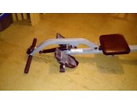 V-Fit rowning machine