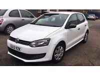 Volkswagen Polo 1.2 S 5dr Low Mileage, Long MOT, Clean