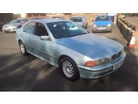 BARGAIN BMW 520 RWD MANUAL LONG MOT RELIABLE CAR £495 PX WELCOME ** DRIFT**