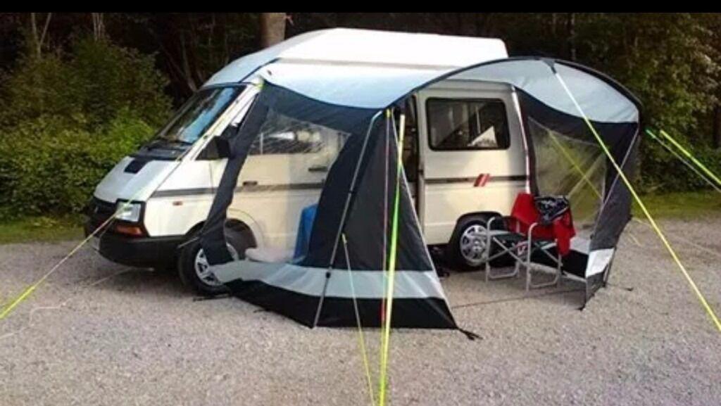 Renault Trafic HDS Campervan 1990 Mot Until April 2017 Nice Cosy Van With