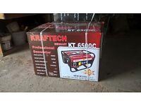 Kraftech Germany,KT 6500C Professional Generator