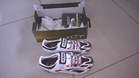 Brand new carbon road cycling shoes - £55