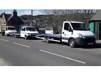 Breakdown Accident Roadside Recovery - Hawick Scottish Borders