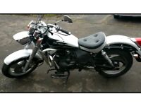 Motorbike for sale 125 cc