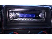 Jvc car radio in perfect working order