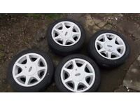 Ford Capri 15 inch alloy wheels wanted