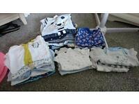 Baby boy 0-3 months bundle