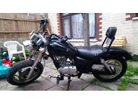 61 Plate 125cc For Sale Needs Repair