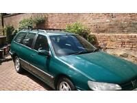 1998 Peugeot 406 GLX 2.0l Spares or Repairs