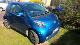 FOR SALE TOYOTA IQ2: £3,950 LEATHER, FULL TOYOTA SERVICE HISTORY FULL MOT TAX 53000 Miles