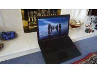 *GAMING LAPTOP* Asus G501JW 15.6inch 4K screen Geforce GTX 960M, Aluminium body
