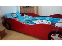 Kids Racing Car Bed Frame £45 . Assorted childrens toys from £5.