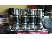 Honda Civic B Series ITBs Individual Throttle Bodies B16 B18 Turbo EG EK